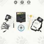 Dog Fencing Model:01 (Underground Electric Dog Fence, Shock collar, Waterproof, Hidden system pet safe)