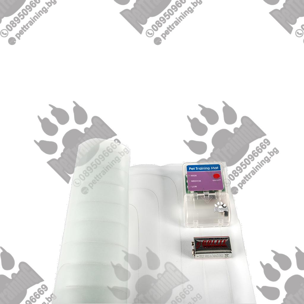 Training Mat Model:01 (Електронно тренировъчно килимче за