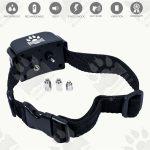Bark stop model:02 (Електронен нашийник против кучешки лай- ток/ шок, вибрация, звук -водоустойчив- презареждащ)