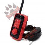 Dog training model:08 (Електронен тренировъчен нашийник за дресура- комплект + дистанционно, вибрация, три вида ток, звук, 800 метра, водоустойчив - презареждащ)