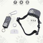 Dog Leash Model:01 (Електронен Строг нашийник - против рязко дърпане на кучето, ток/ вибрация)
