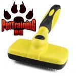 Професионална, унивесална четка за ресане - Грууминг на малки, средни, големи кучета и котки (късокосмести и дългокосмести)