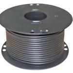 Високоволтов кабел за свързване и заземяване на електропастир 25 метра