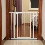 Предпазна врата/ преграда за домашни любимци и деца за каса/ врата/ стълбище/ стена