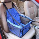 Протектор (чанта) за седалка за превоз на домашен любимец в автомобил - тип столче